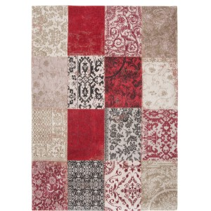 Dywan VINTAGE PATCHWORK 8985 - antwerp red