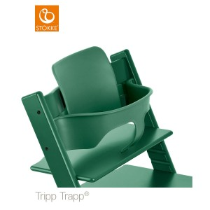 Nakładka STOKKE TRIPP TRAPP BABY SET forest green