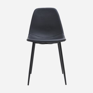 chair FOUND (black) House Doctor