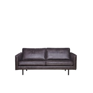 Sofa RODEO czarna - Be Pure