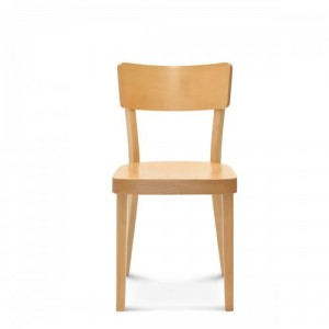 Chair SOLID A-9449 oak - Fameg - color to choose