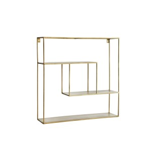 Square wall shelf - Madam Stoltz