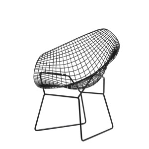 Chair DIAMOND CHAIR black
