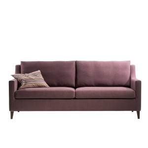 Sofa CLUB LARGE 3+2P 200, D-Chanel 51, dąb natura- Domark