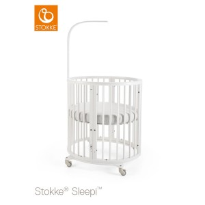 Mini cot STOKKE® SLEEPI™ MINI - white