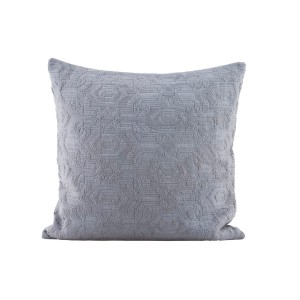 Pillowcase SIXTY aqua grey - House Doctor