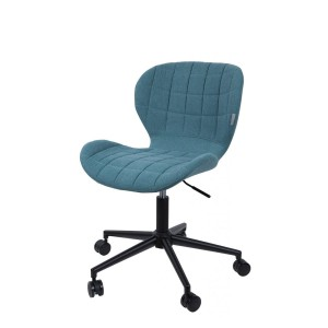 Office chair OMG blue - Zuiver