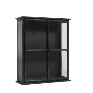 Cabinet DOWNTOWN antique finish small - Nordal