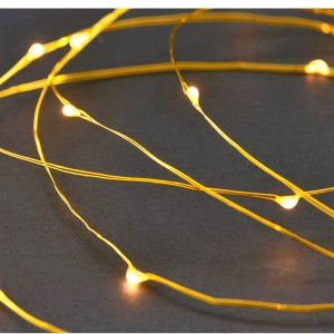 String lights brass - House Doctor