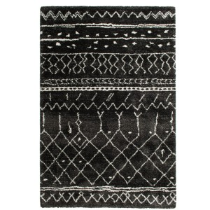 Carpet ALEXIS COSY black 140 x 200 - HC Taepper