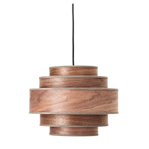 Pendant lamp WALNUT brown - Bloomingville