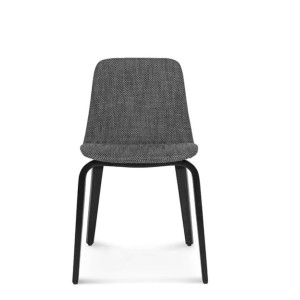 Chair A -1802/1 - Fameg - color to choose, upholstered
