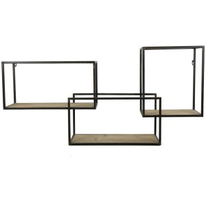 Set of 3 shelves ESSENTIAL - Pomax