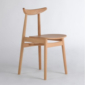 Chair FINN A-1609 natural beech 01 - FAMEG