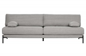 Sofa SLEEVE 3-person light gray - WOOOD