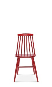Chair A-5910 - Fameg - Coloring: Red stain 14