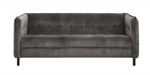 Sofa LOUNGE warm grey - Nordal