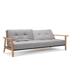 Sofa SPLITBACK FREJ 541 VELVET BLUE - Innovation Living