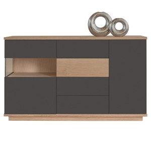 Chest of drawers 02 SENALES two colors - FAMEG