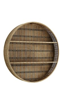 Shelf DANARA round- Madam Stoltz