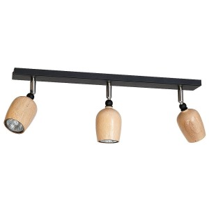 Ceiling lamp ALFI czarna- Aldex