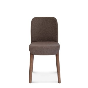 Chair NOD A-1620 one color, upholstered- Fameg - color to choose