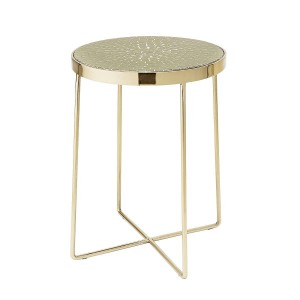 Side table MOZI green - Bloomingville