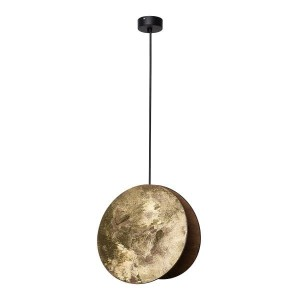 Pendant lamp WHEEL I gold