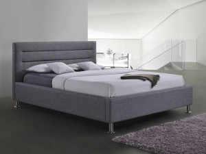 Bed LIDEN gray