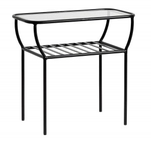 Side table CHIC black - Nordal