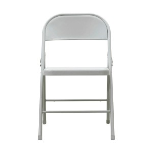 Folding chair FOLD IT light gray - House Doctor
