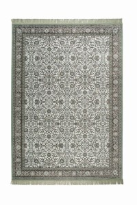 Rug BO 160X230 green - White Label Living