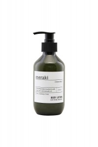 Body lotion LINEN DEW - Meraki