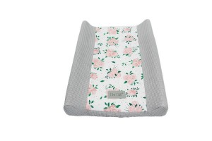 Changing pad cover ROSES - Tiny Star