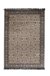 Rug BO 160X230 gray - White Label Living
