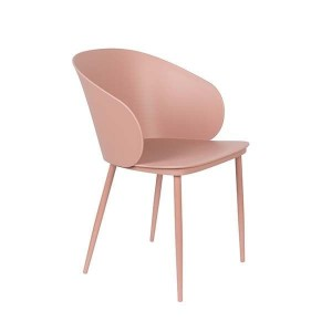 dining chair GIGI pink  -White Label Living