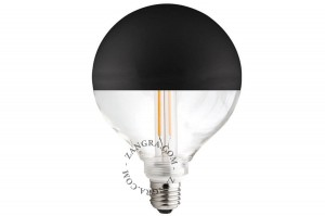 Bulb LED BLACK CROWN MATT - Zangra