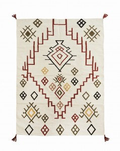 hand-woven cotton INDIAN Madam Stoltz
