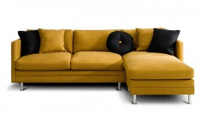 Corner sofa with a sleeping function TOKYO 2,5FS/CHG