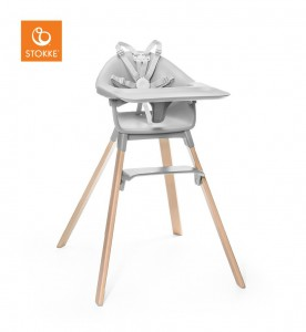 STOKKE CLIKK chair grey cloud