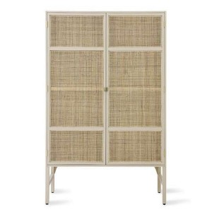 RETRO cabinet in sand color with shelves - HKliving