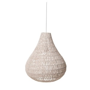 Pendant lamp CABLE DROP white- Zuiver