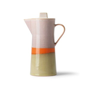 Ceramic coffee jug 70's - HKliving