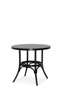 Round table ST-0006 beech 80cm, colors to choose -Fameg