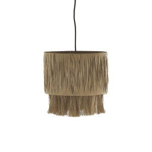 Hanging lamp SHILLOH natural - Pomax