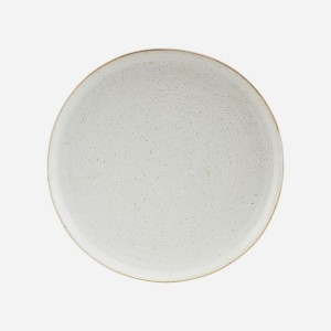 Lunch plate Pion Grey/White - House Doctor