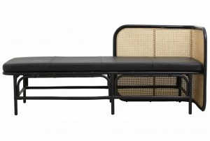Daybed GLOMMA, brown - Nordal
