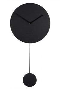 Wall clock MINIMAL black - Zuiver