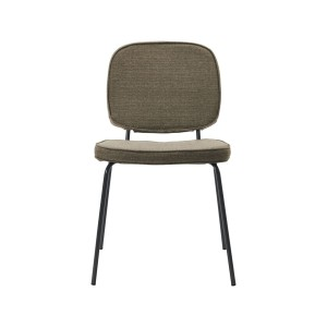 Chair CARMA dark sand - House Doctor