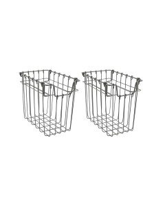 Metal baskets  ADDIT grey - House Doctor